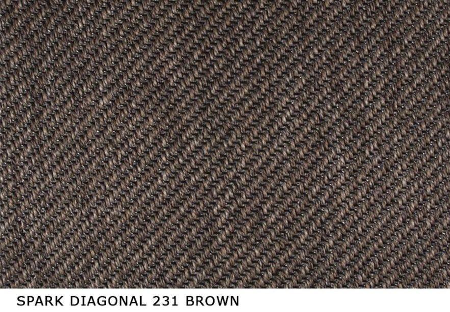 Spark_Diagonal_231_Brown