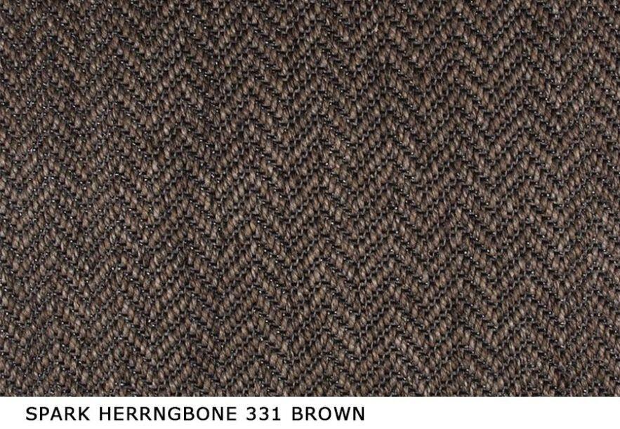 Spark_Herringbone_331_Brown